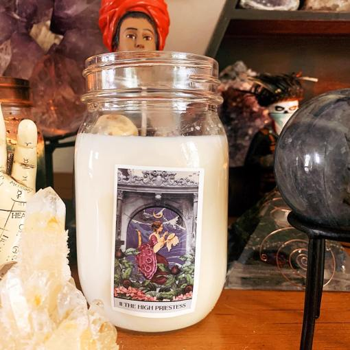 Season Of The Witch 16 Oz Samhain Candle