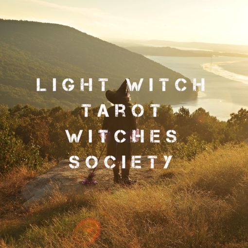 light Witch tarot witches society