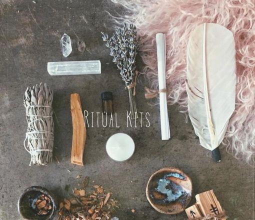 Personalized Ritual Kit