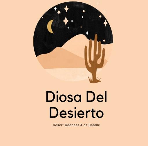 Diosa Del Desierto