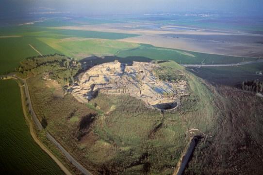 ハルマゲドンの舞台megiddo