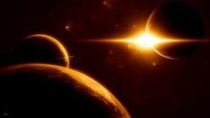 キリスト光と2つの地球 by プレアデス・ハイカウンシル