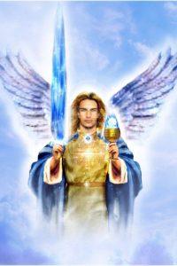 内なる光を見る by 大天使ミカエル
