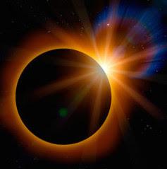 7月3日皆既日食