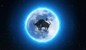 牡牛座満月 by Tanaaz