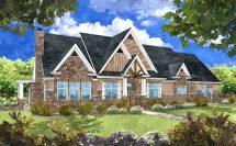Katie Home Plan Rendering 2 Lightyear Homes Utah
