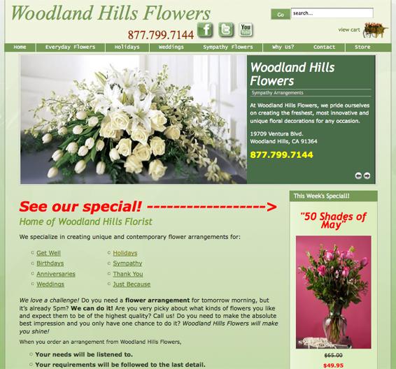 Woodland Hills Flowers