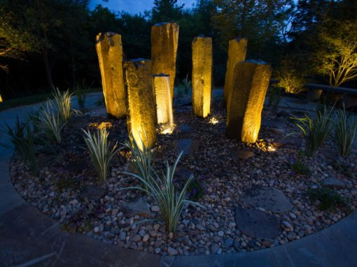 landscape lighting repairs and service