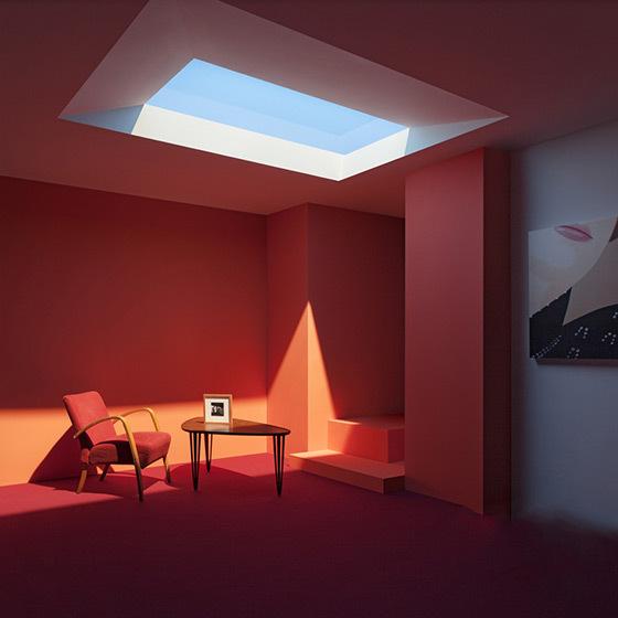 Coelux 3, experimente le ciel, L+B 2014