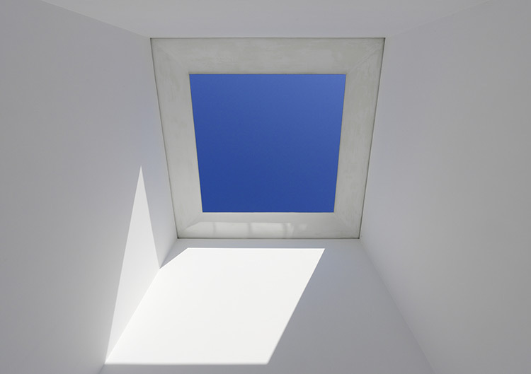 James Turrell, Lunette, Skyspace I