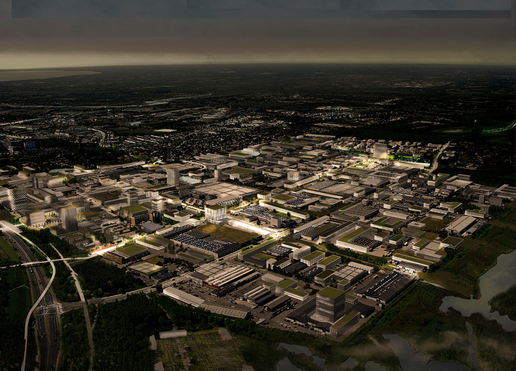 Hersted industrial park (c) SLETH Architects