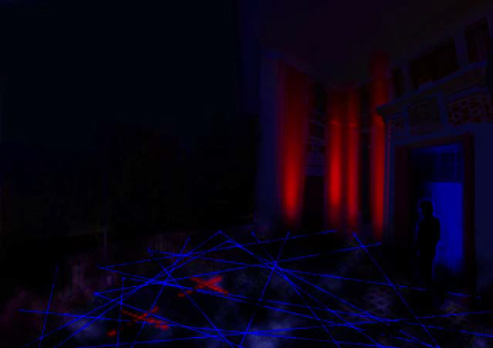 Fete-des-Lumieres,-Lyon---Experimentations-etudiantes-franco-allemandes-2014-esquisse-©-Taking-a-risk