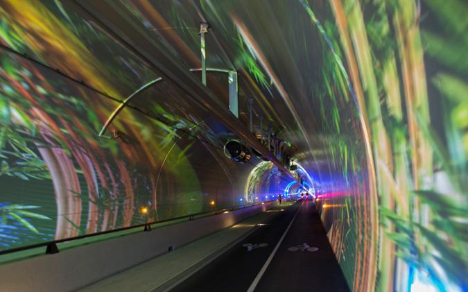 Tunnel Mode Doux