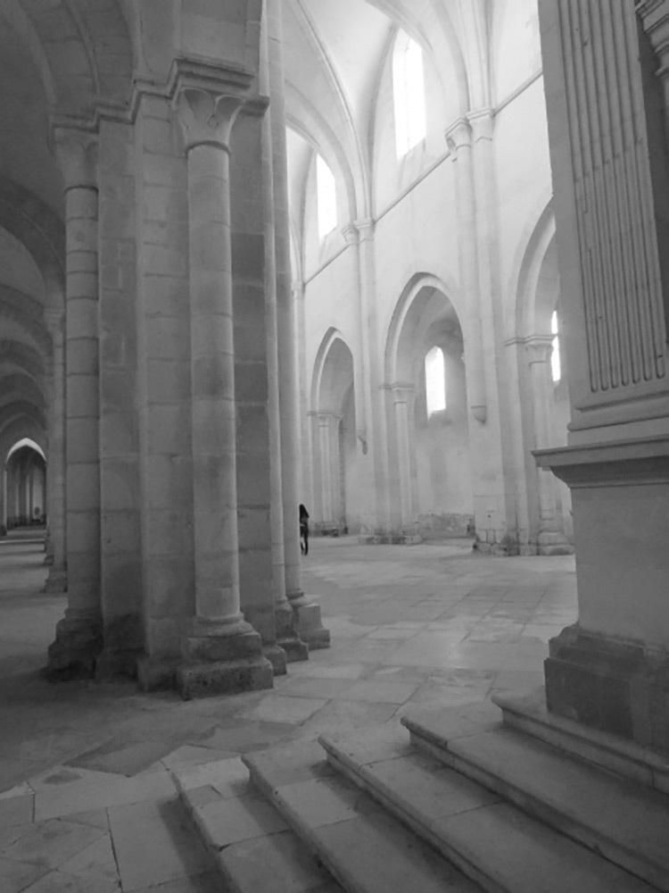 Abbaye de Pontigny © La Nuit des églises, DR