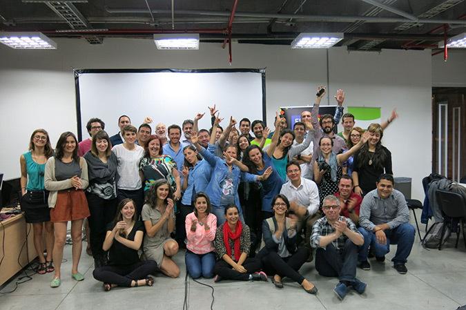 Workshop PMIL, Medellin - Participants du workshop 2014 - Photo : Pascal Chautard
