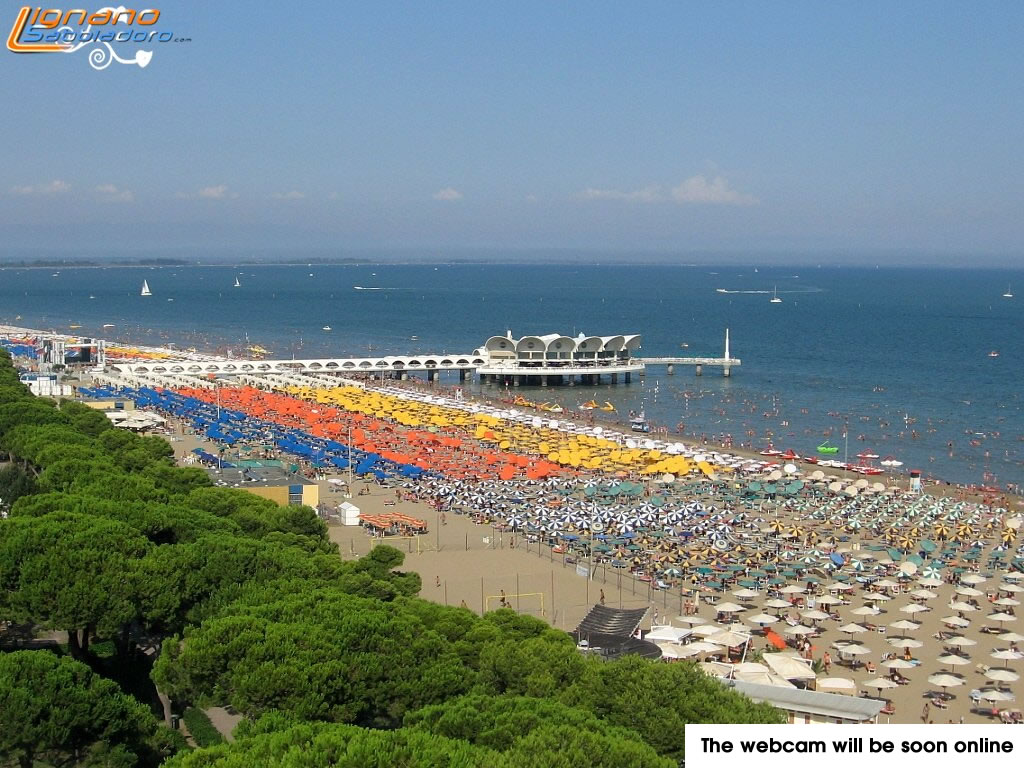 Terrazza Nettuno Jesolo Surfcam Webcam Sul Mare Surfcorner It Italian Surfing Portal