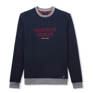 "Sweat ""Maison de qualité"""