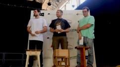 Los tres muebles ganadores y sus creadores