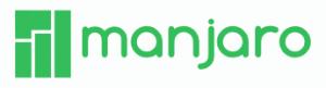 manjaro logo- omfortaa font