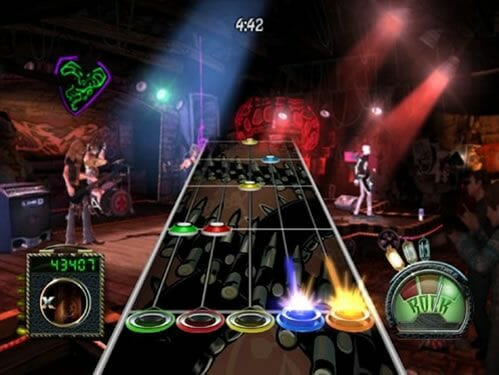 Frets On Fire Guitar Hero Mods