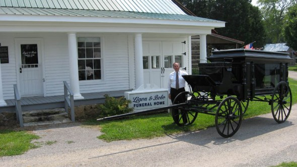 FUNERAL HOME FIDDLERS GROVE