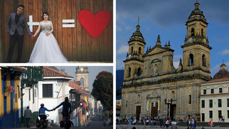 Lugares Para Sesión de Fotos en Bogotá