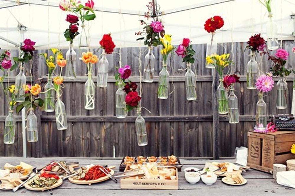 Organiza una boda especial y económica con algo de creatividad