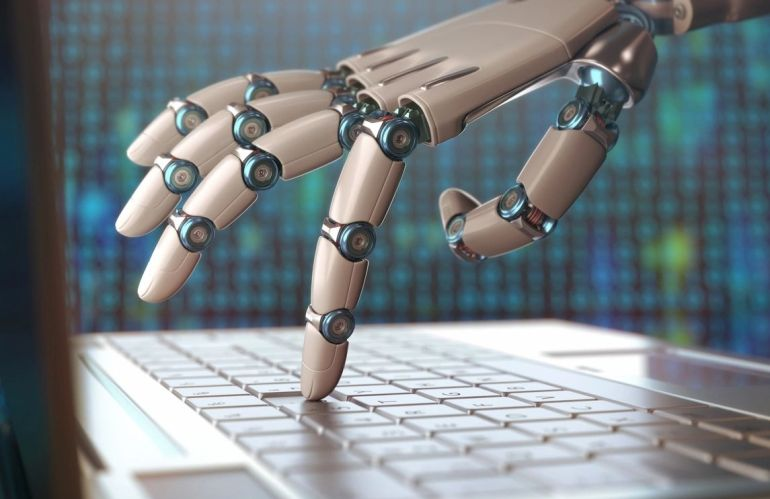 How teaching robots the way the world works changes the world of work by Harvard Business School