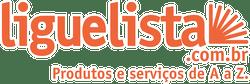 liguelista logotipo laranja 250x84