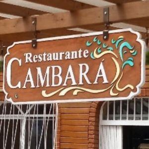 RESTAURANTE CAMBARÁ PERFIL