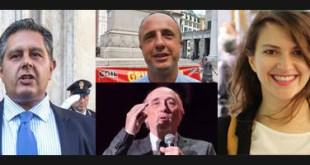 candidati governatori della Liguria