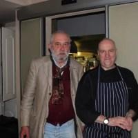 Lo chef alassino Massimo Viglietti resta a Roma, ma la sua Stella Michelin cambia strada...