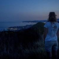 Al Beigua trekking all'alba e silent concert