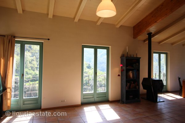 Country house for sale 220 m Castel Vittorio Liguria Estate