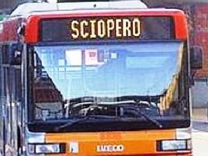 Sciopero degli autobus a Genova