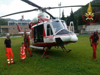 Liguria, l'elisoccorso disporrà di 2 mezzi
