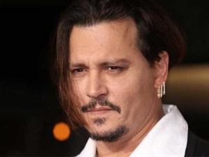Johnny Depp sul lastrico