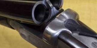 fucile doppietta caccia