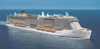 Costa Smeralda - crociere nave