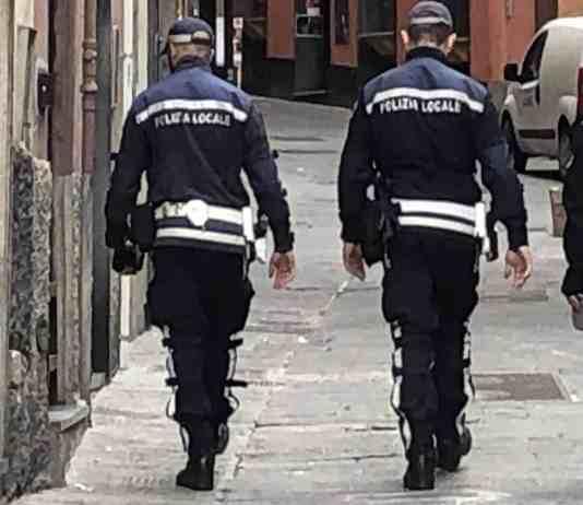 polizia locale genova centro storico