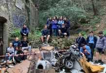 Genova Cleaners puliscono Righi