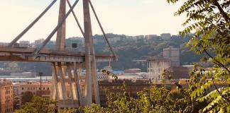 ponte Morandi - Foto Fabio Accorrà