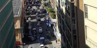 traffico via Manuzio
