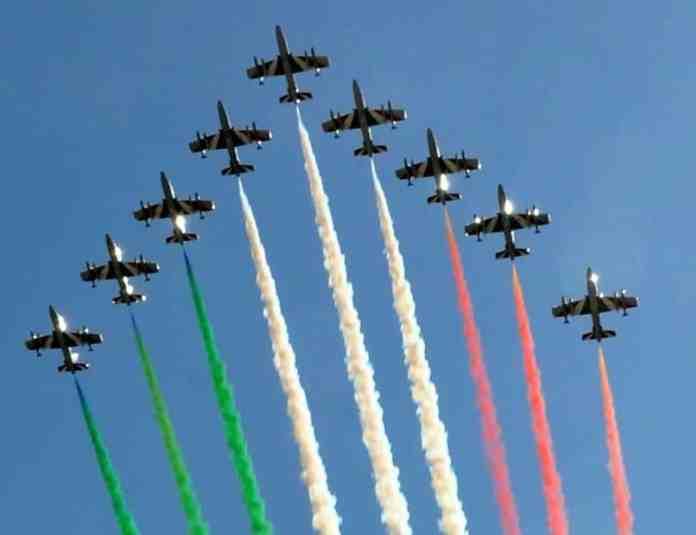 Frecce Tricolori pattuglia acrobatica nazionale PAN