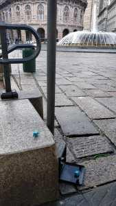 trappole topi aperte centro storico