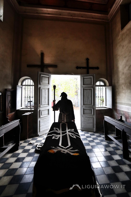 Oratorio di San Rocco a Borgomaro
