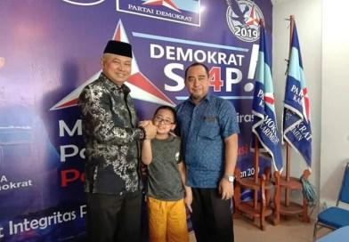 Viral Dukungan Politisi Demokrat Joko Nugroho untuk Raja Bakhtiar