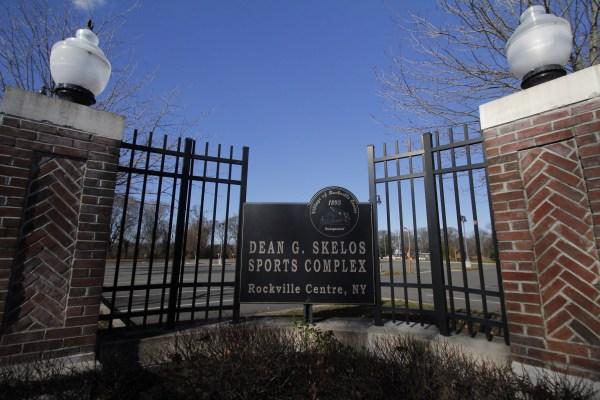 Rockville Centre Dean Skelos Field Complex Named