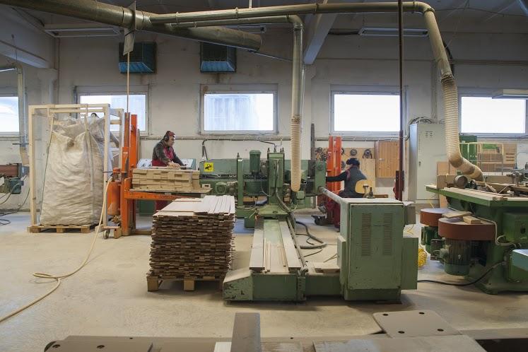 Vikträ tehas