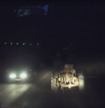 Traktor pimedas